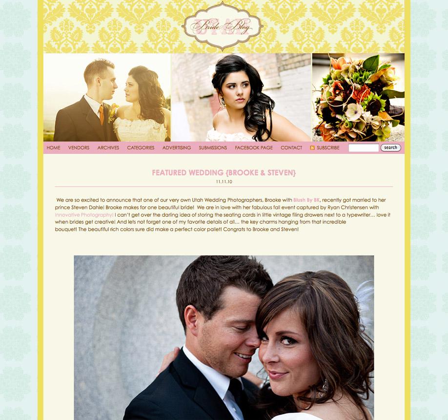 Utah Wedding Photography by Innovative Photography
